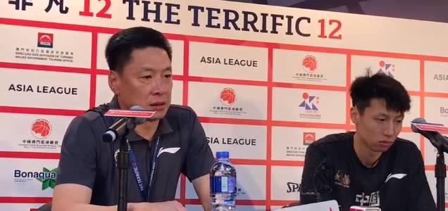 李春江:球员之间还缺乏默契 希望尽快融合