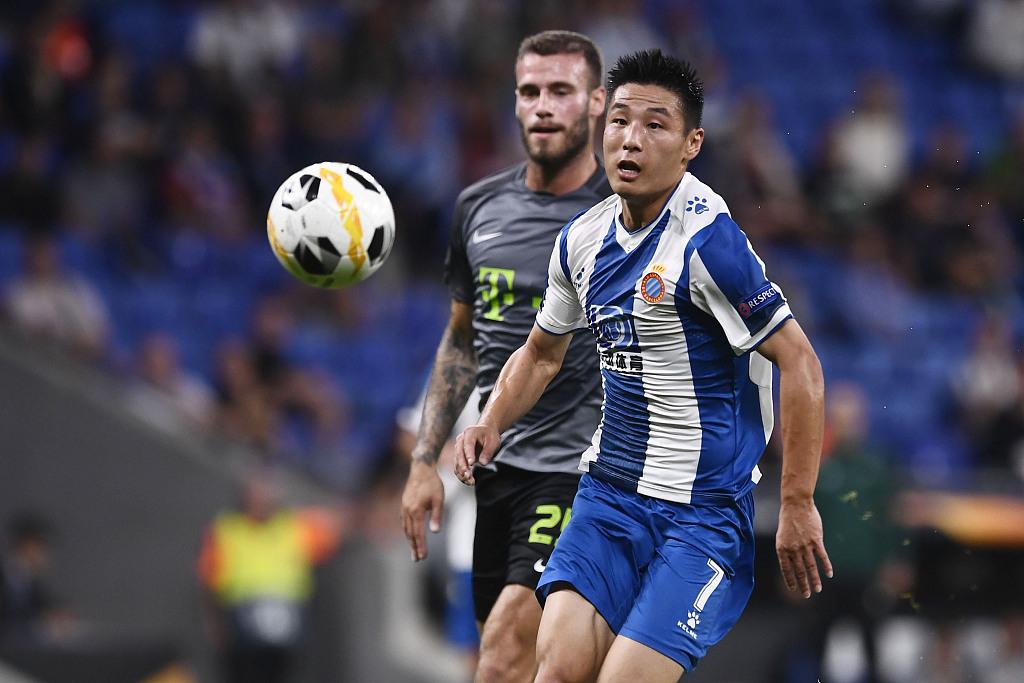 武磊将在欧联客场比赛后直飞回国,航线7000公里驰援国足