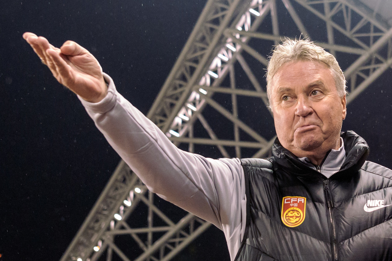 足球报:希丁克近日返回北京,与足协商讨未来