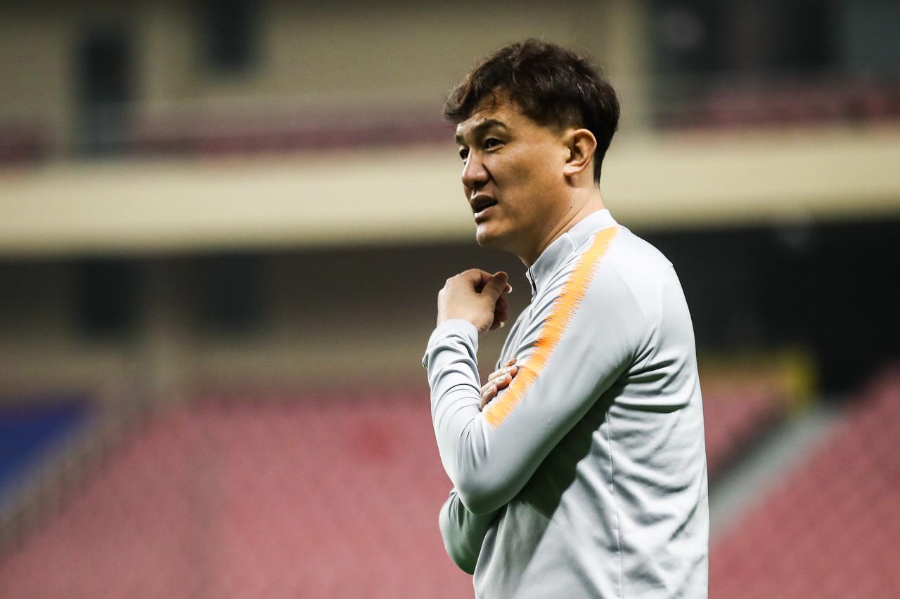 足球报:郝伟初步搭建完成国奥教练班子,李雷雷留任