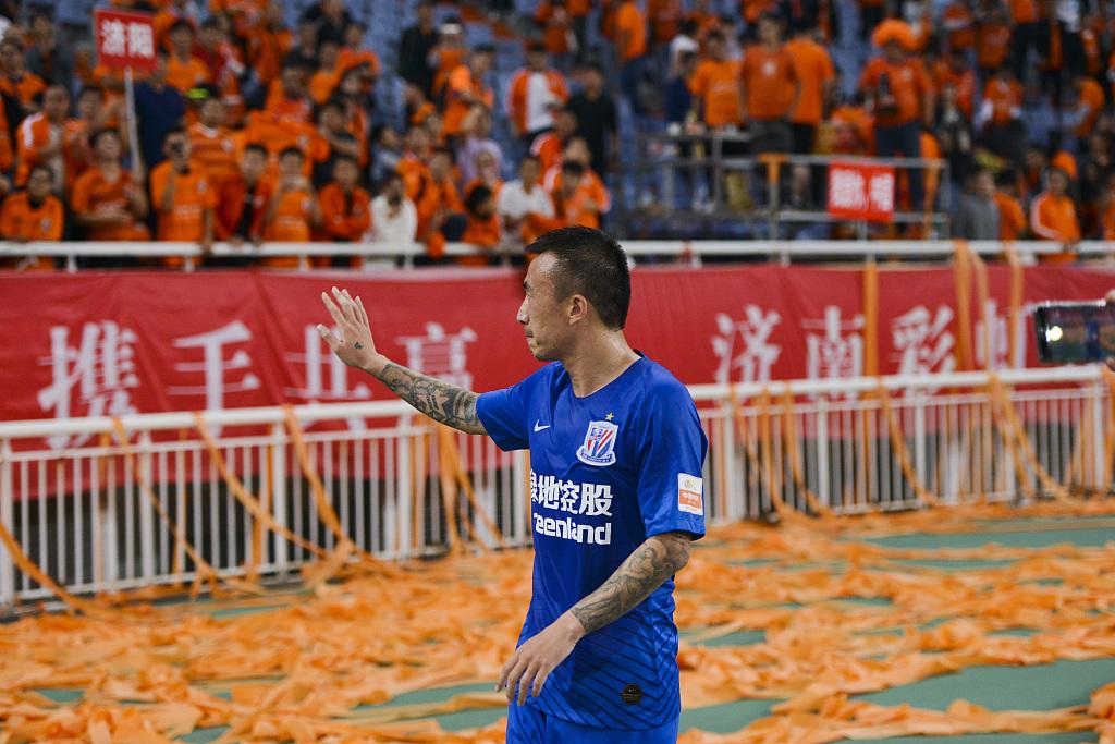 王永珀谈足协杯决赛对阵鲁能:全力以赴才是对前东家的尊重