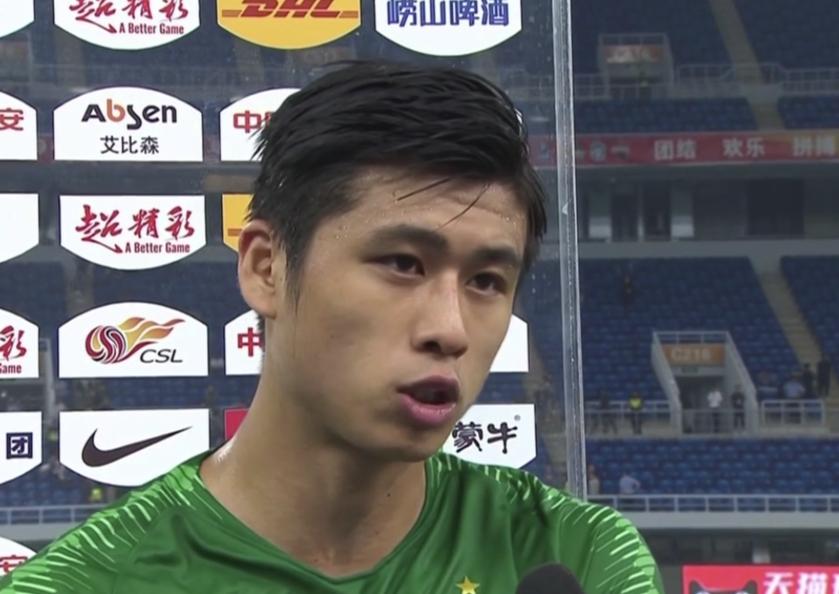 张玉宁:拿下比赛很关键 在把握机会能力上还需要加强