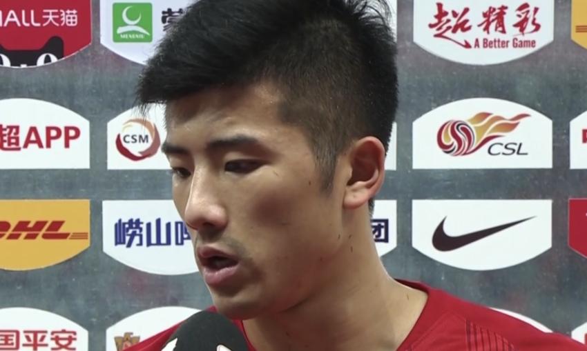 李圣龙:绝杀球源于球队没放弃 下轮争取在客场战胜国安