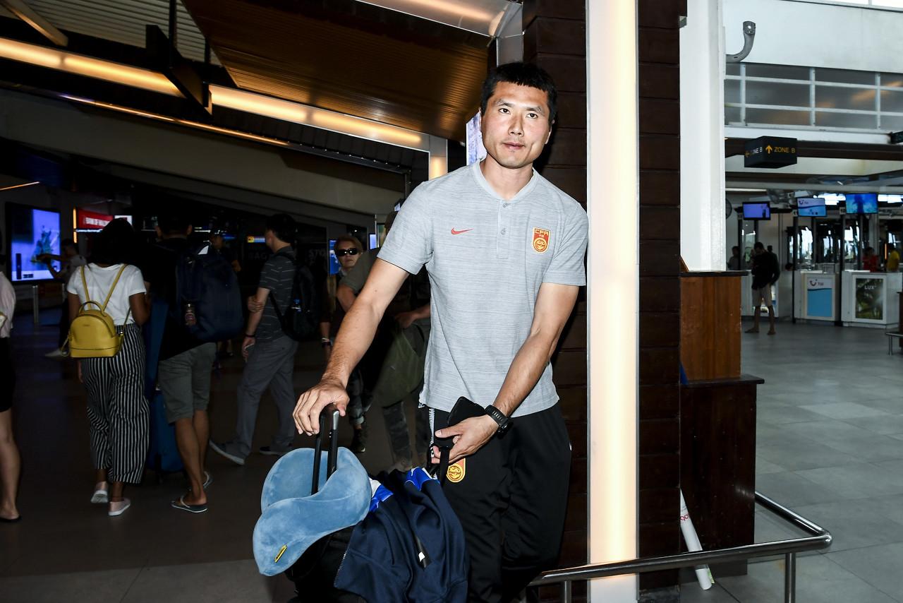 邵佳一:中国足球追赶日韩需时间 赶上日韩时就是腾飞之日