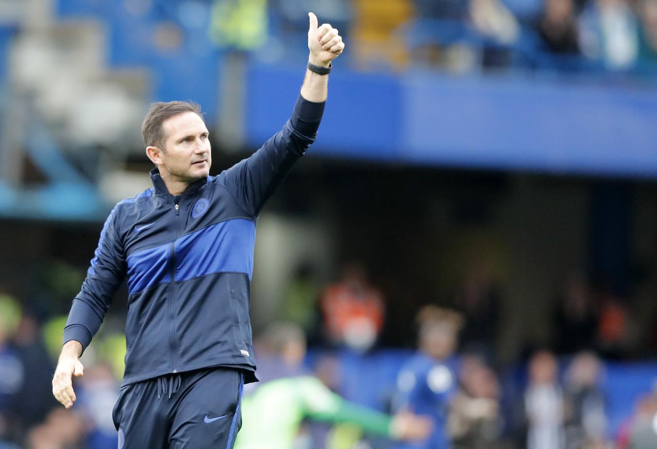 力克里尔,兰帕德是两年来首位在欧冠取胜的英格兰教练