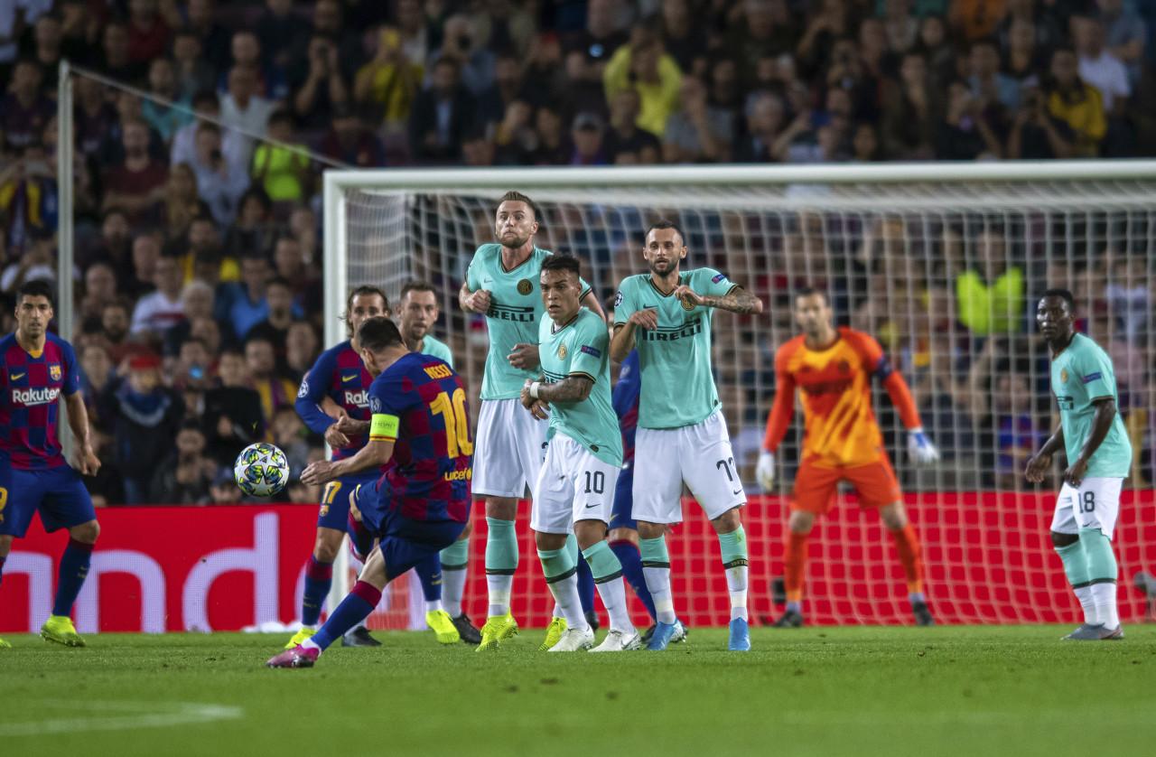 21世纪第一人!梅西连续16个赛季西甲破门