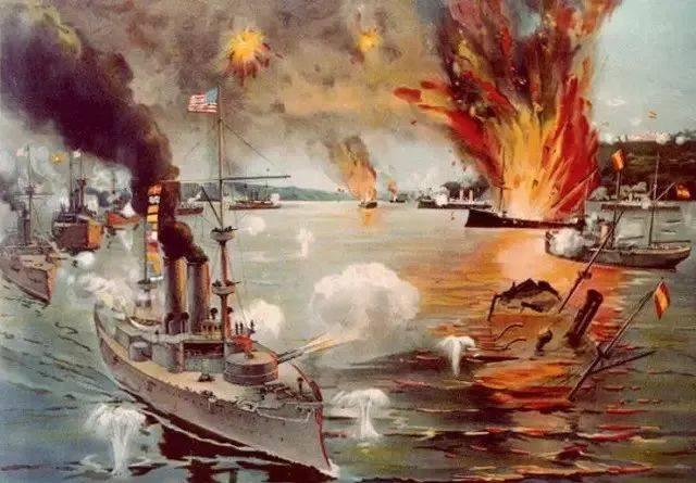 美西战争,关岛从西班牙易手美国