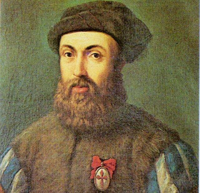 葡萄牙航海家麦哲伦