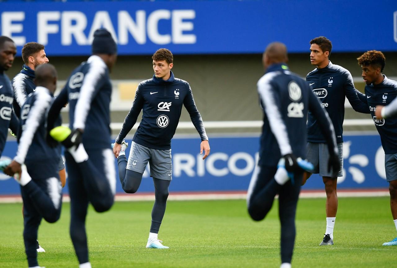 帕瓦尔:法国队本场踢得很平庸,孬在最后收获了胜利