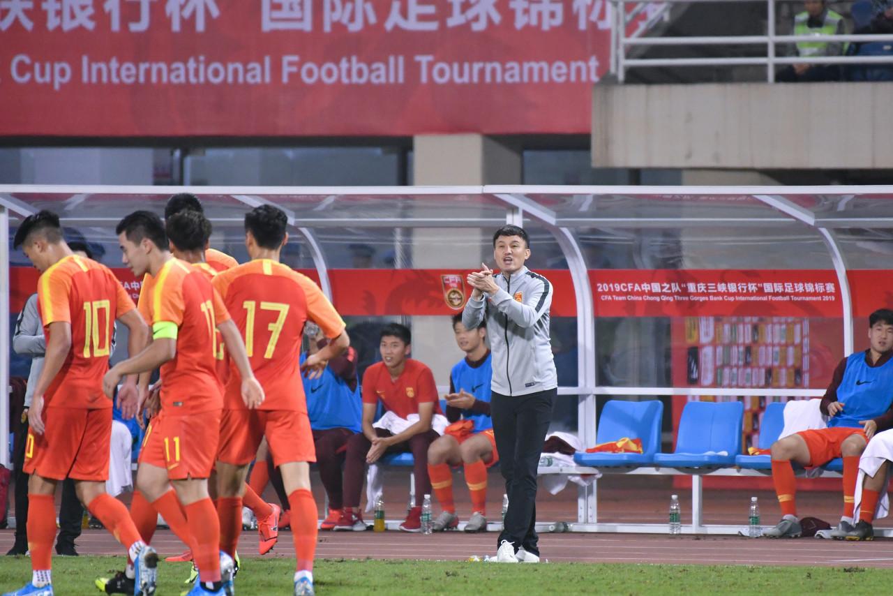 沪媒:国奥目标万州四国赛冠军 魏来有望迎来登场机会