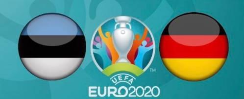 德国vs爱沙尼亚首发:罗伊斯出战 格纳布里因肌肉问题替补