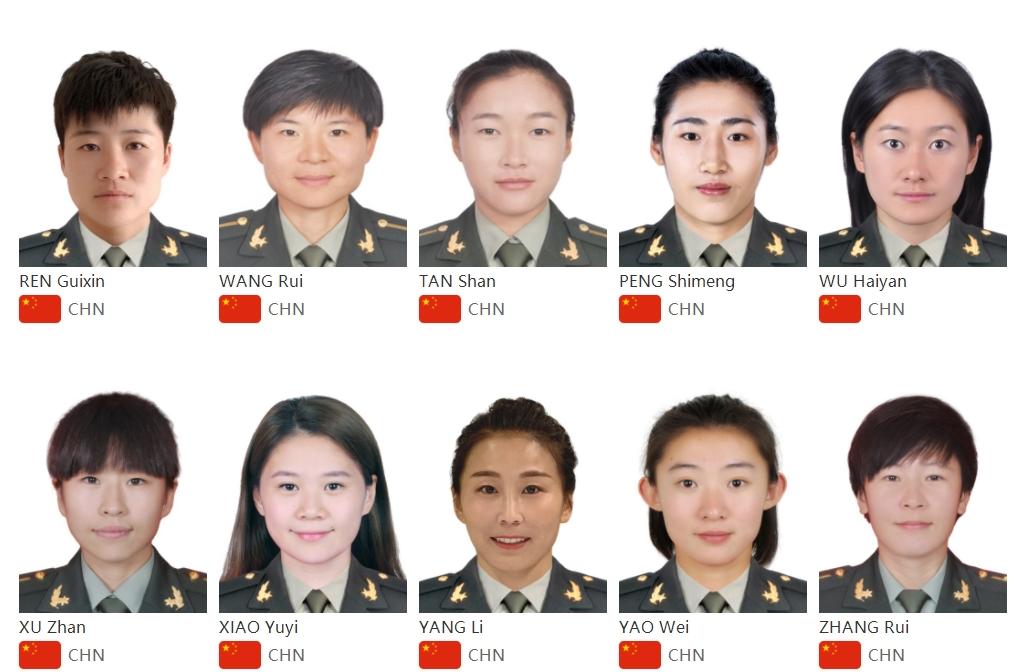 中国女足军运会大名单公布:吴海燕等多名国脚在列