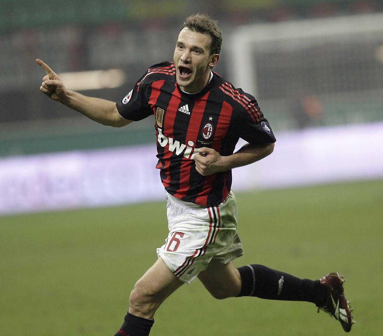 舍甫琴科:执教AC米兰是我的梦想,但要等明年欧洲杯后才有可能