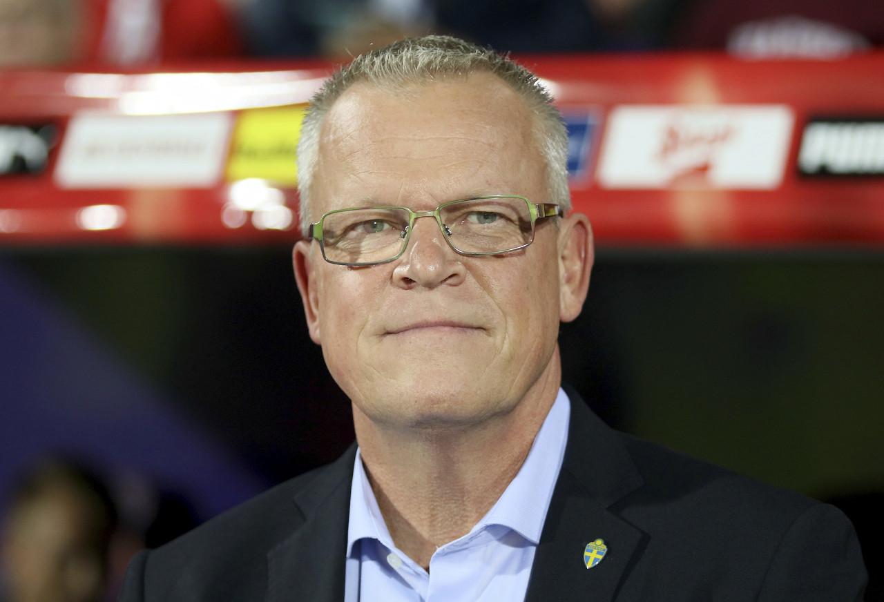 瑞典主帅:西班牙会夺得欧洲杯冠军 对球员们的表现感到满意