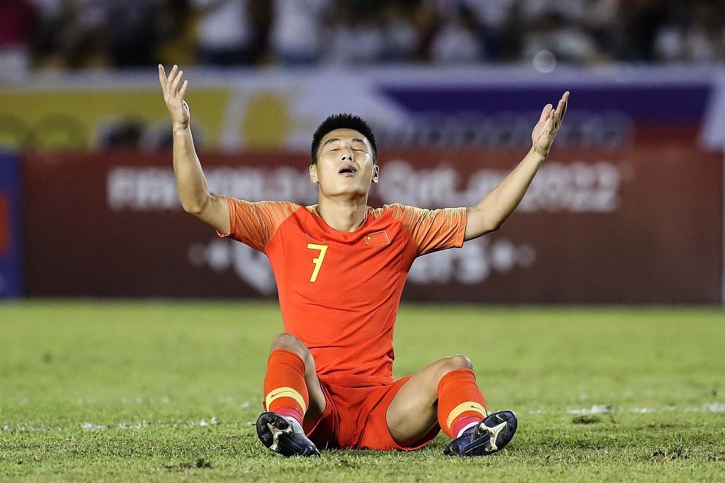 韩媒评中国0-0菲律宾:归化不起作用吗?