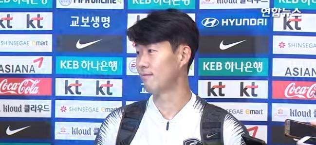 孙兴慜:遗憾客战朝鲜没能取三分 不受伤回国已是庆幸