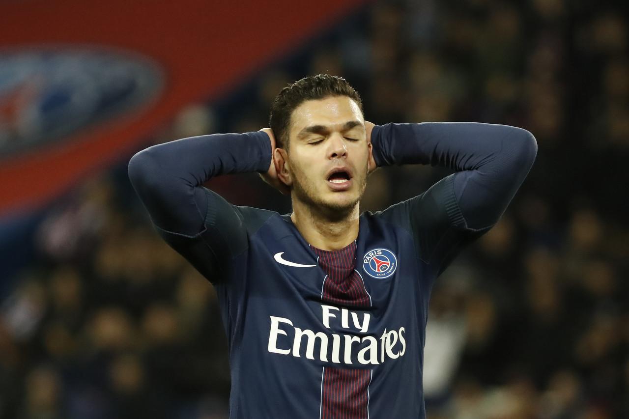 本-阿尔法状告巴黎:我不能出场队友都很惊讶
