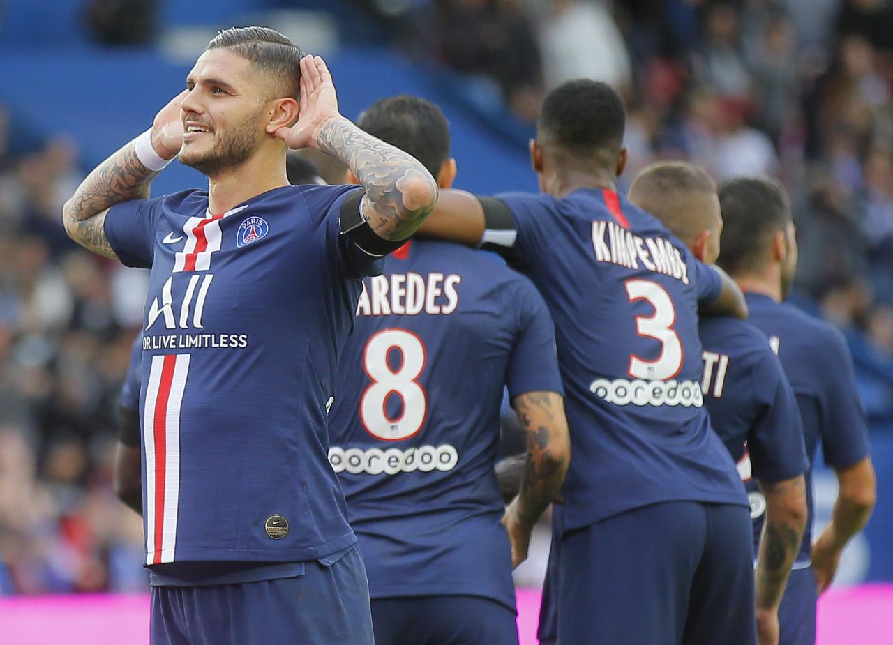 伊卡尔迪:巴黎是世界最好的球队之一,姆巴佩将成为世界最佳球员