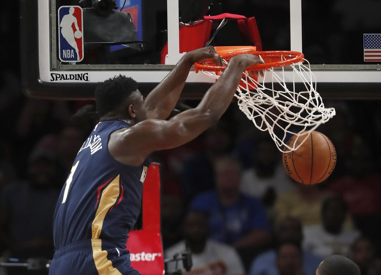 """""""大宝贝""""戴维斯告诫锡安:别像我一样让体重毁了篮球生涯"""