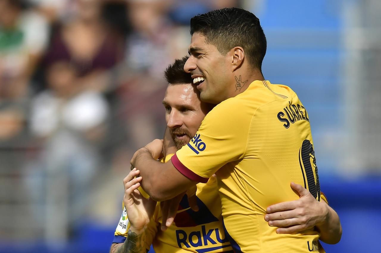 数据说:巴萨本赛季可能在西甲总进球榜上反超皇马