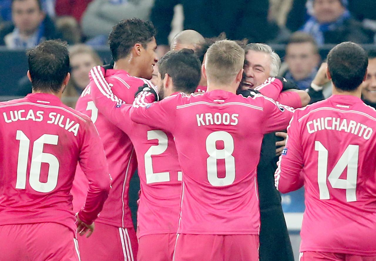 德媒:皇马新赛季主场球衣或将不是纯白,会添加粉红元素