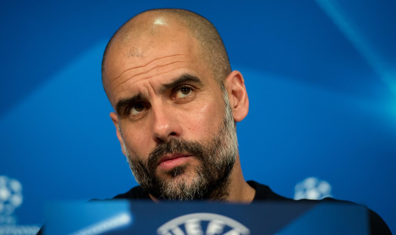 瓜帅:两次欧冠决赛击败曼联是高光时刻,他们是顶级球队