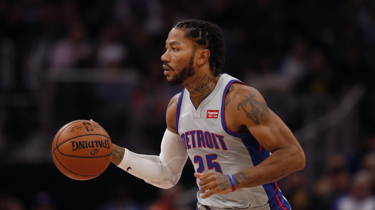 罗斯:如果天赋不够 不希望儿子执着于当篮球运动员