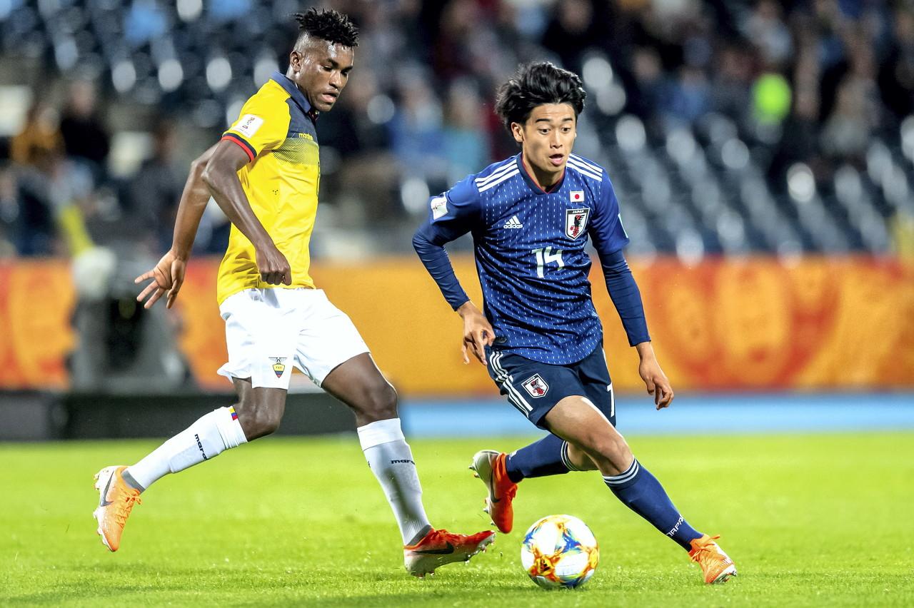 世体:巴萨在U17世界杯考察新星,有意日本和塞内加尔两小将
