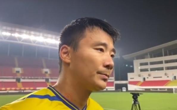 申鑫元老赵作峻:金山配有一支球队 向喜欢申鑫的人说抱歉