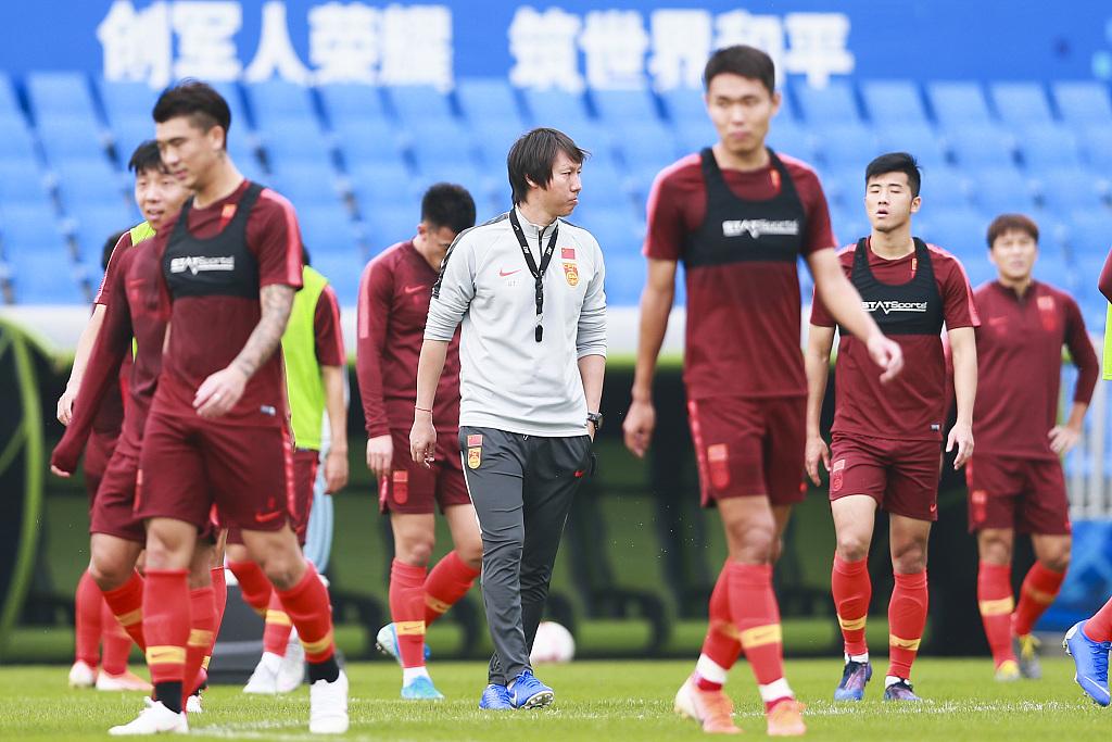 北青:国足早该一天三练,国脚状态达生涯最佳效果初见成效