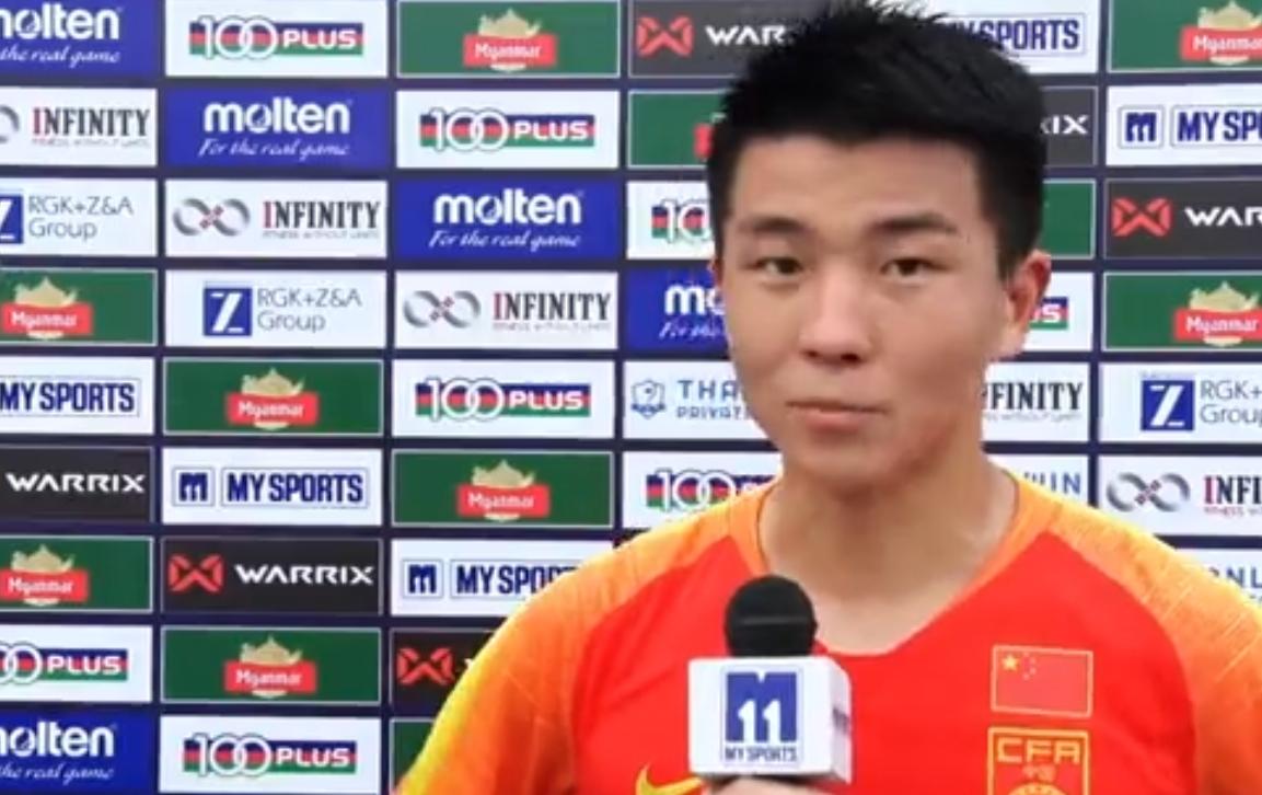 陶强龙:赛前把新加坡想的太简单 打韩国要以争胜为目标