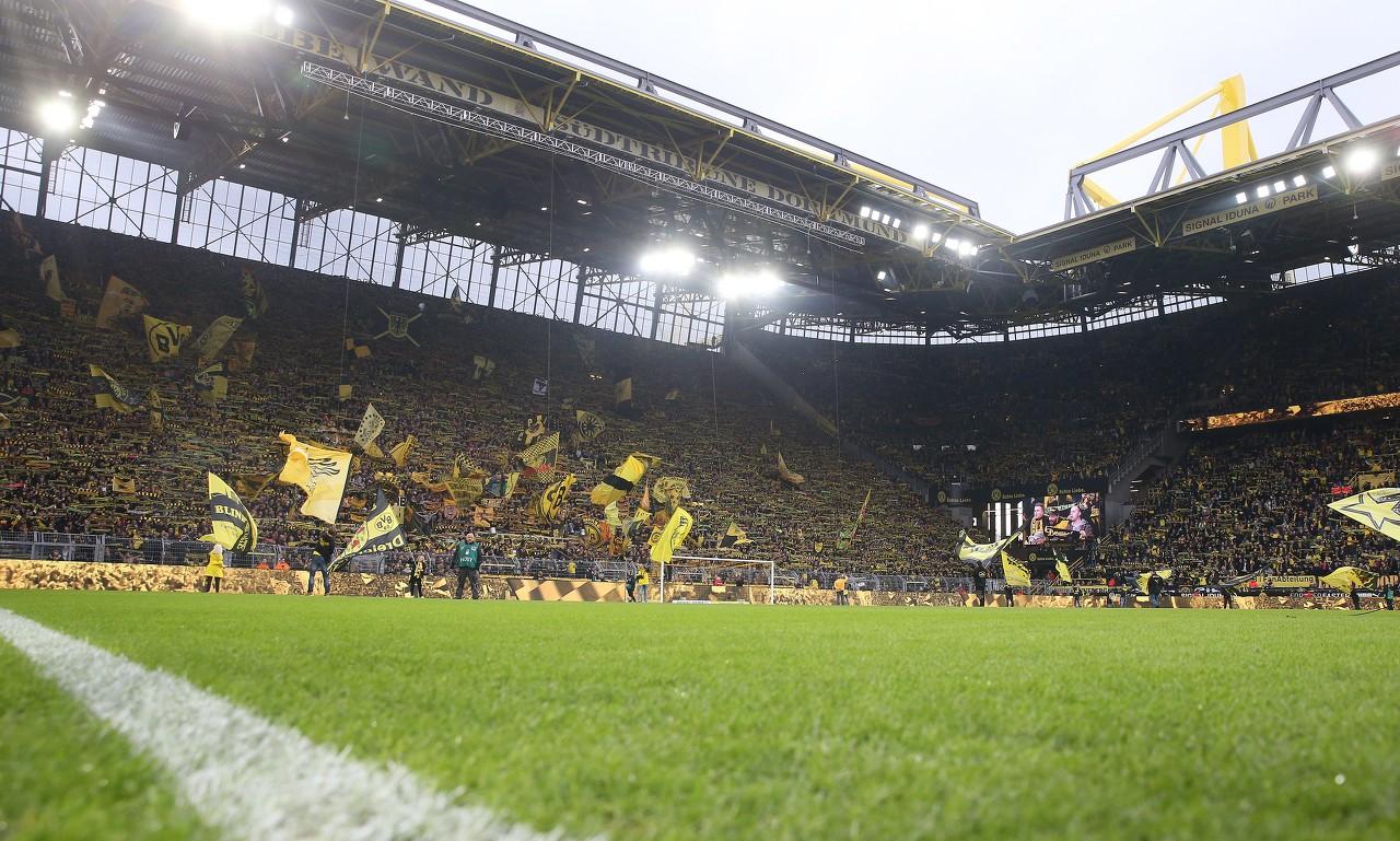 德甲半程上座人数排名:多特场均超8万人排第一,拜仁居次席