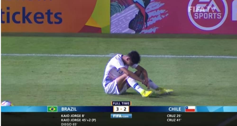 U17世界杯综述:巴西3-2智利,日本0-2墨西哥