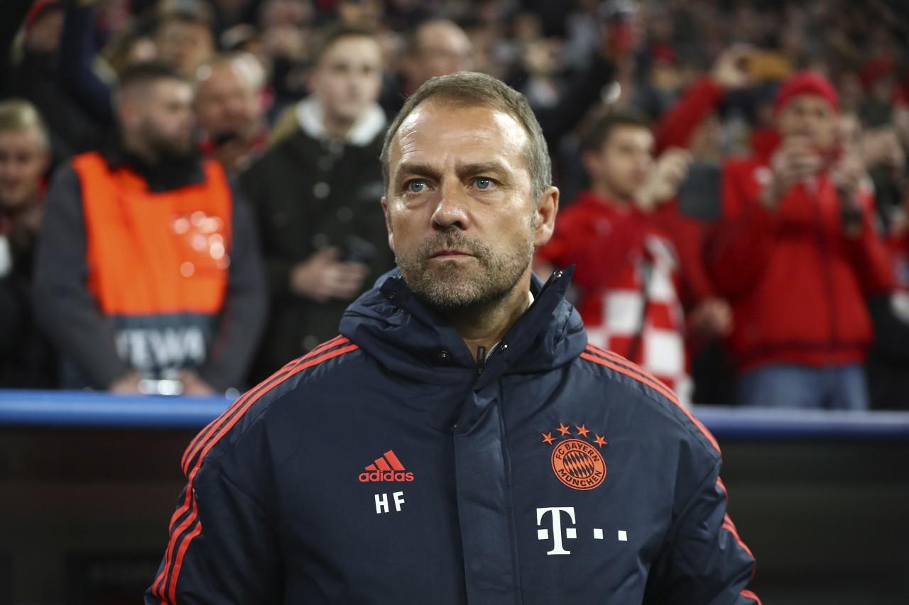 弗里克:拜仁会遏制多特的快节奏进攻 控球的同时应注重效率
