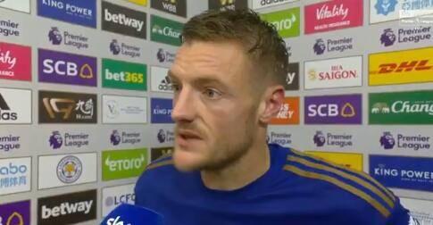 瓦尔迪:也许我正踢着生涯最棒的足球