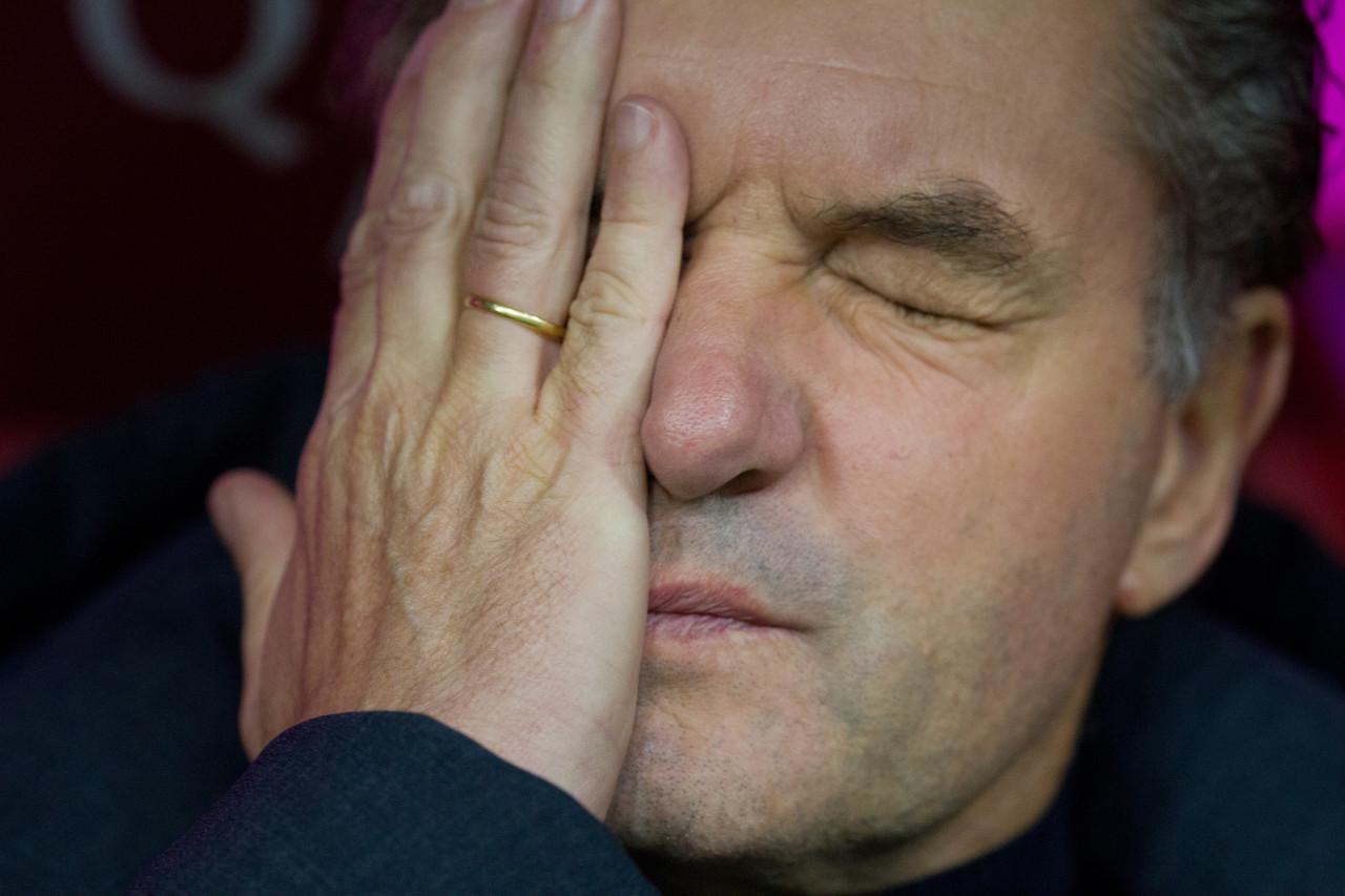佐尔克谈德国杯出局:上半场踢得绵软无力,多特受到了惩罚