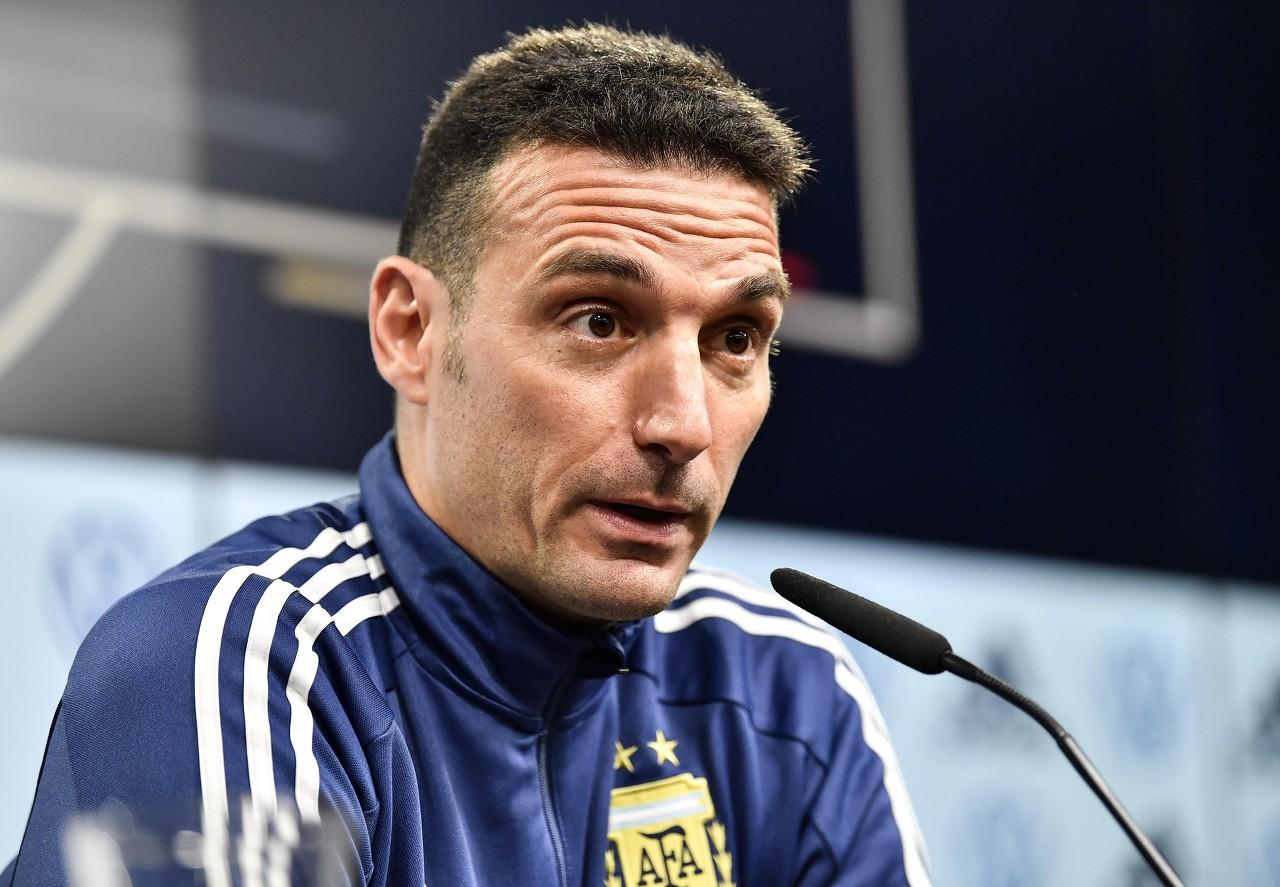斯卡洛尼:马洛卡的训练设施很棒 对巴西和乌拉圭是困难的比赛