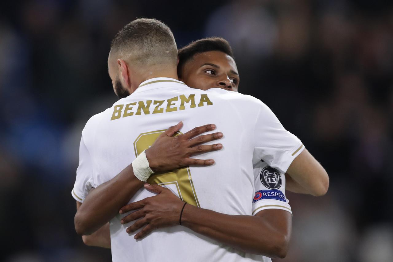 多面合花,皇马本赛季联赛有15名球员破门冠绝西甲