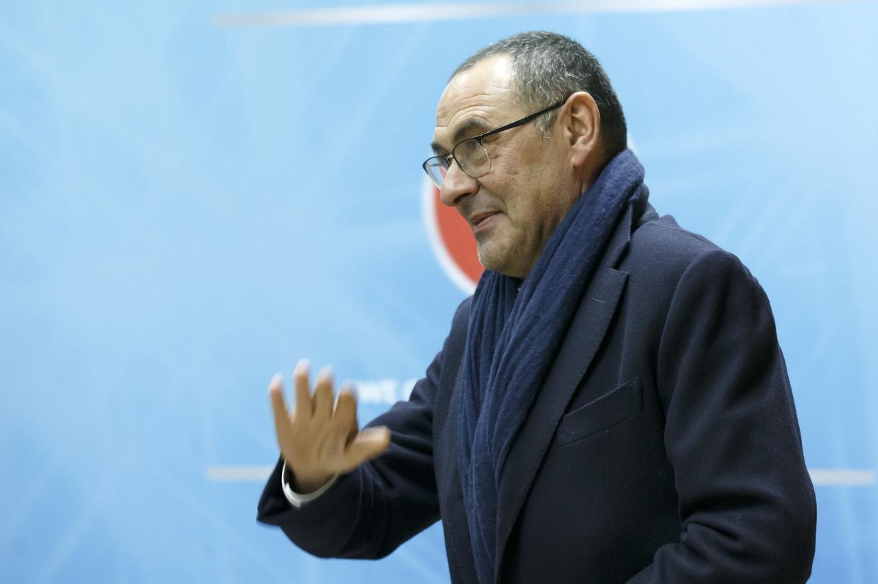萨里:迪巴拉能与任何人进行组合 不会放走贝纳德斯基