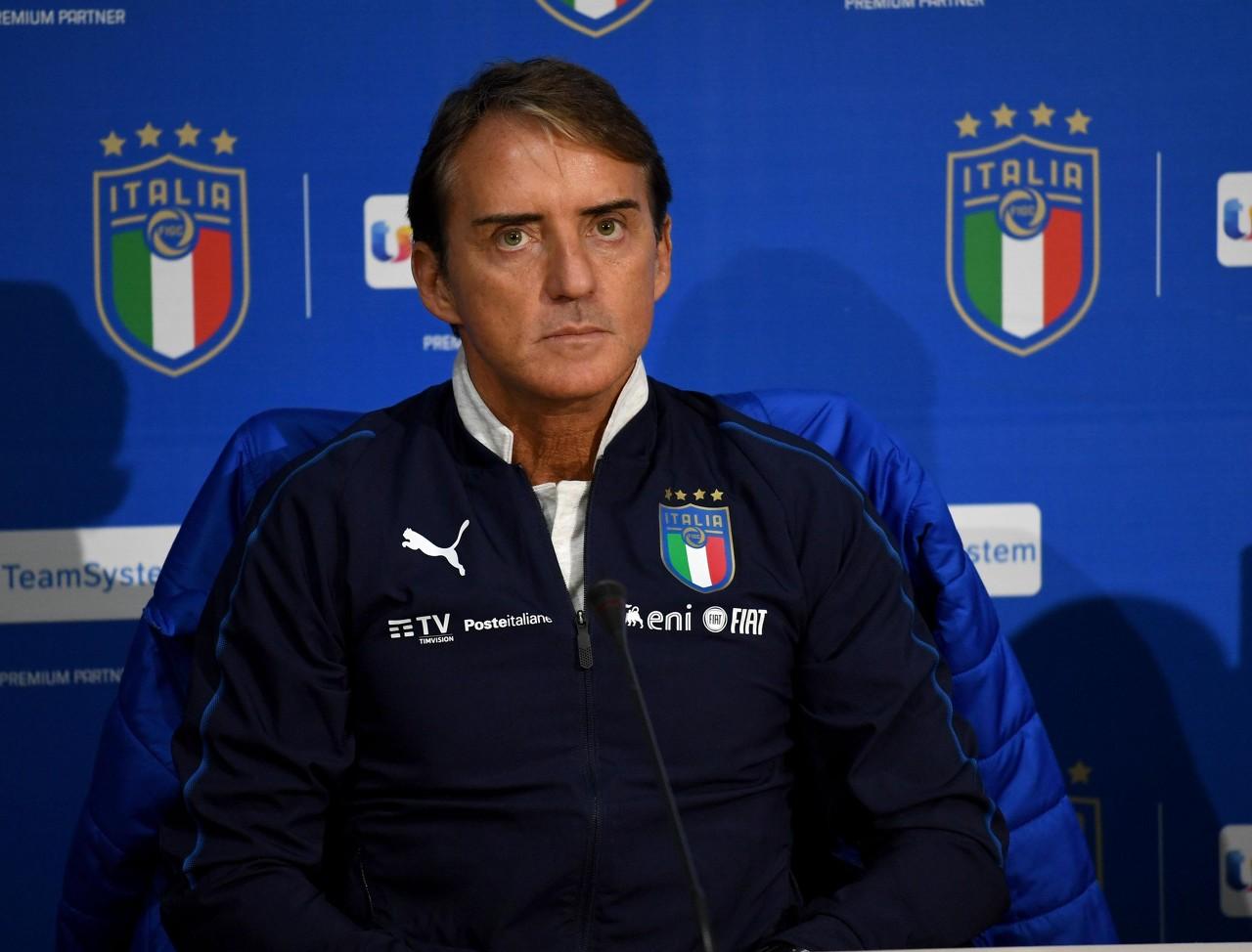 人员选择丰富、青年俊才辈出-曼奇尼让意大利重新感到骄傲