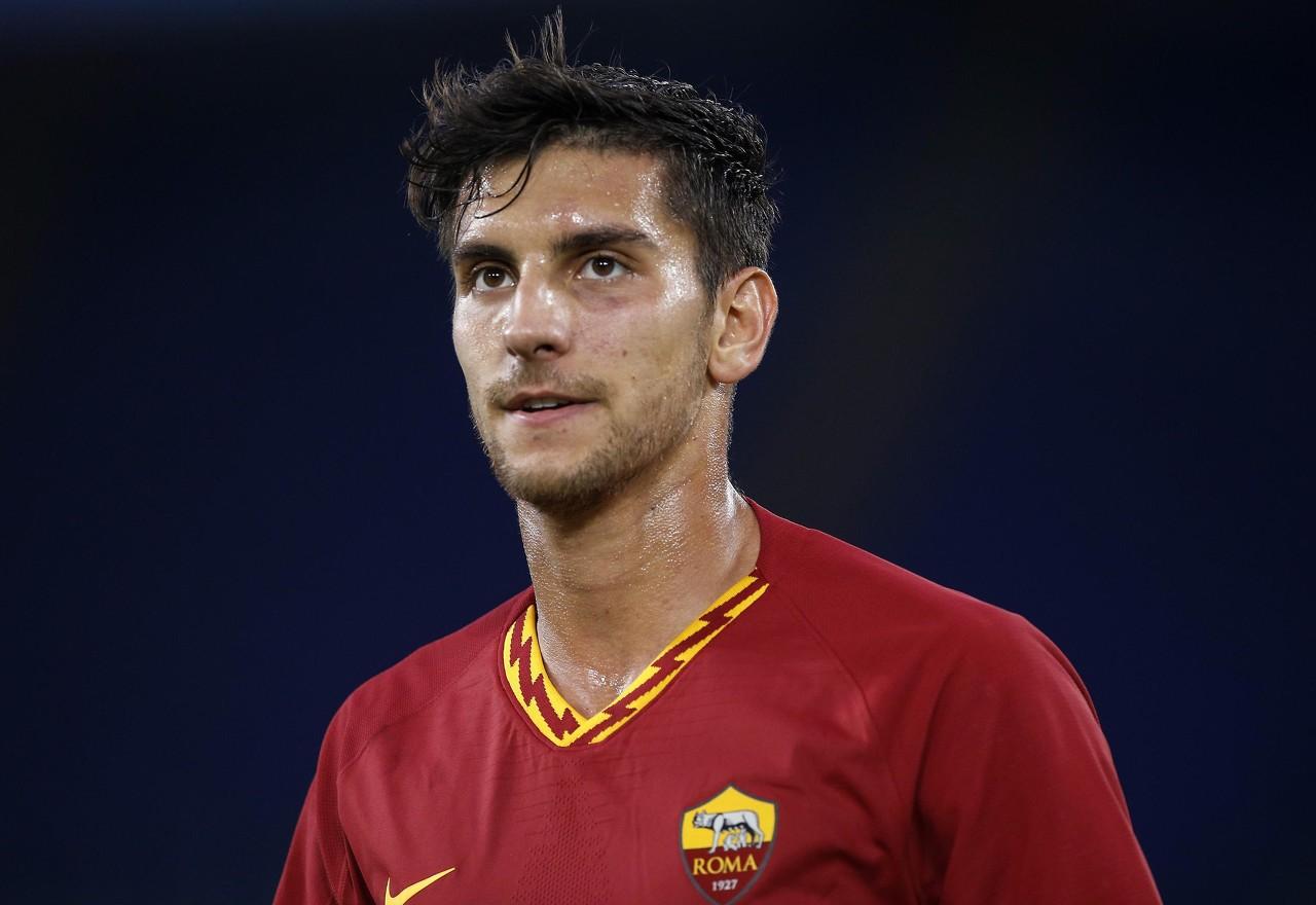 官方:洛伦佐-佩莱格里尼脚后跟巧射当选意甲9月最佳进球