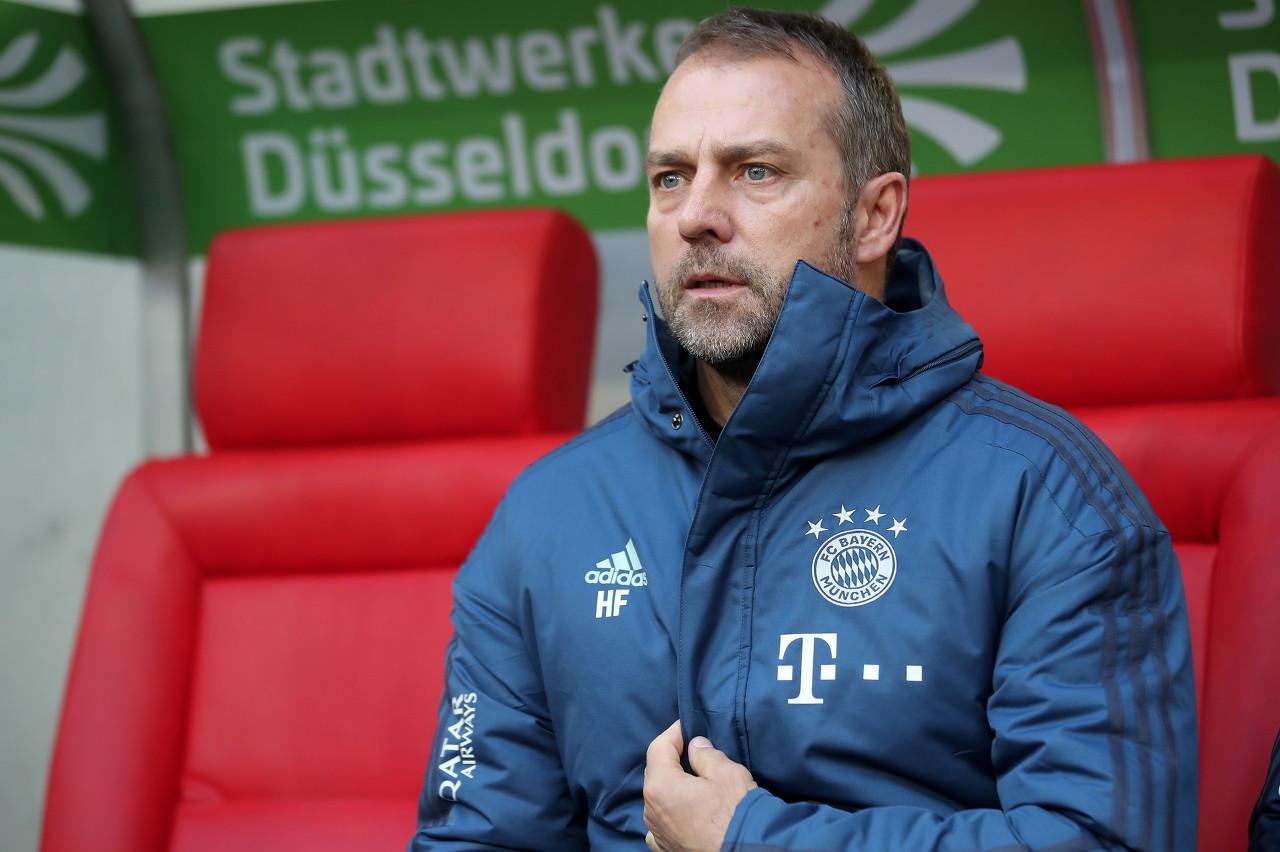 德媒:拜仁将在4月决定弗里克未来,球队战绩将是考察重点