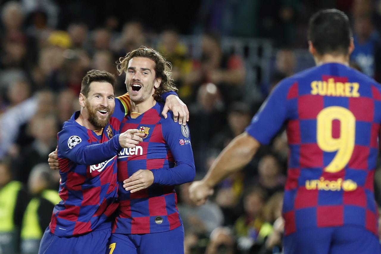 巴萨vs马洛卡前瞻:梅西展示金球 巴萨力争联赛稳固榜首