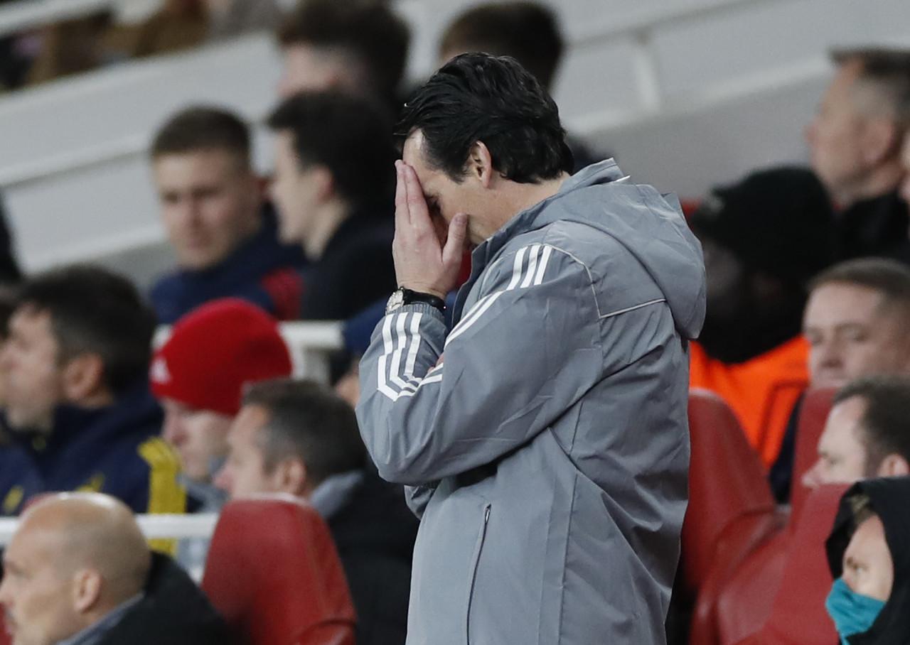 镜报:埃梅里面临被解雇,永贝里可能临时接手阿森纳