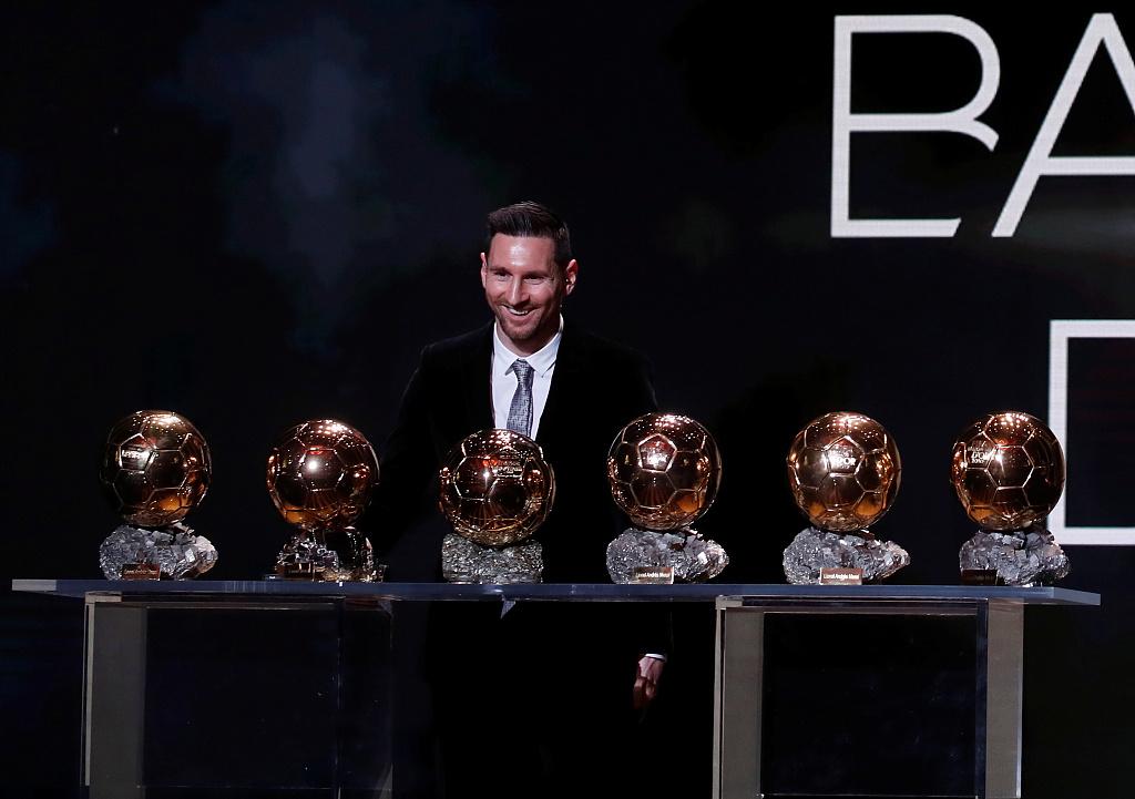 马卡:如果上赛季皇马拿到欧冠冠军,那梅西可能很难获得金球奖