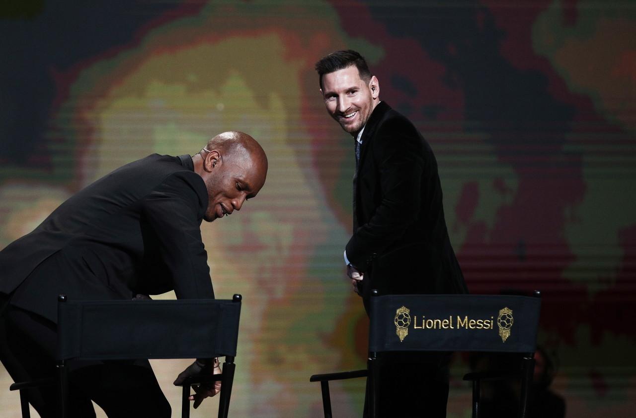 德罗巴:我也曾梦想过赢得金球奖,如获奖会用奖杯装点浴室
