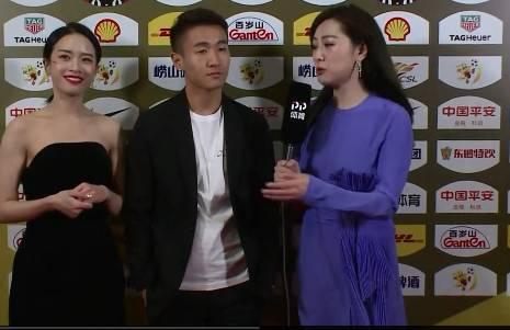 韦世豪:郑智的助攻红包还没给 下赛季目标还是中超冠军