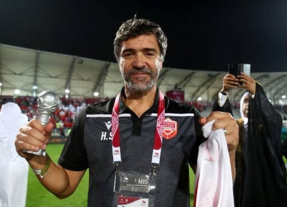 """巴林获得海湾杯冠军,主帅曾因""""面相不好""""被中国足协拒绝"""