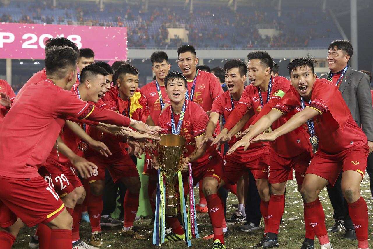 新华社:越南足球崛起,可以给中国足球启示