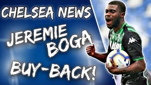 邮报:切尔西可350万欧回购博加,巴萨对该球员有意